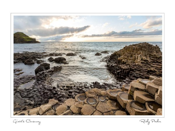 Giants Causeway 2 by Ricky Parker Photography