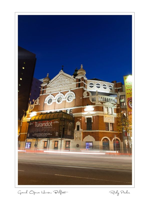 Grand Opera House by Ricky Parker Photography