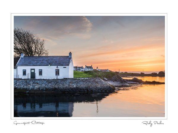Groomsport Cottage by Ricky Parker Photography