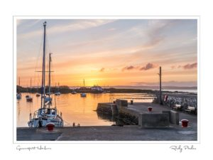 Groomsport Harbour by Ricky Parker Photography