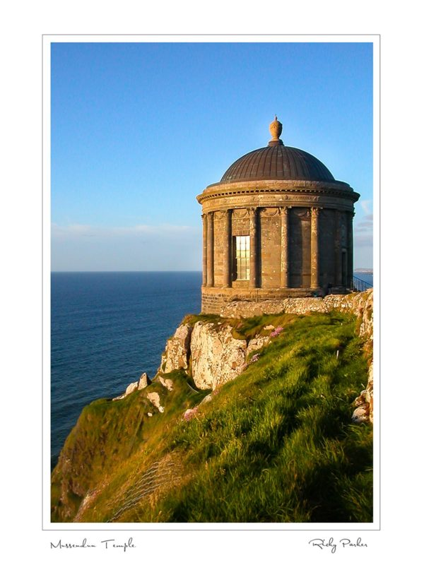 Mussendun Temple by Ricky Parker Photography