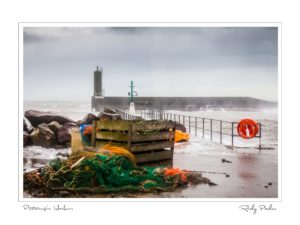 Portavogie Harbour v2 by Ricky Parker Photography