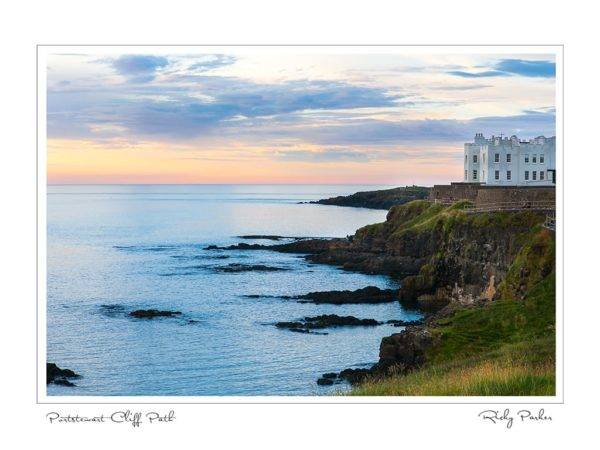 Portstewart Cliff Path by Ricky Parker Photography