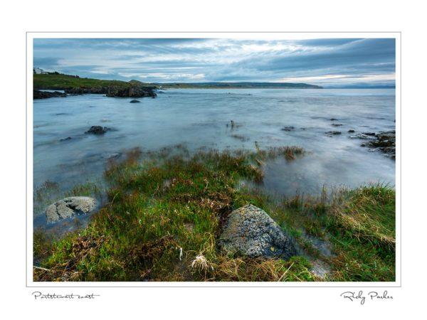 Portstewart coast v2 by Ricky Parker Photography
