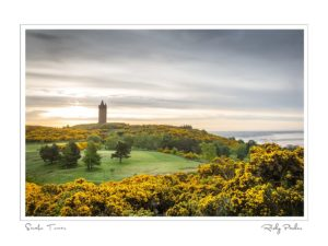 Scrabo Tower by Ricky Parker Photography