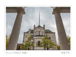St Annes Cathedral Belfast by Ricky Parker Photography