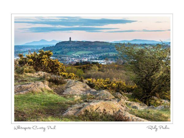 Whitespots Country Park by Ricky Parker Photography