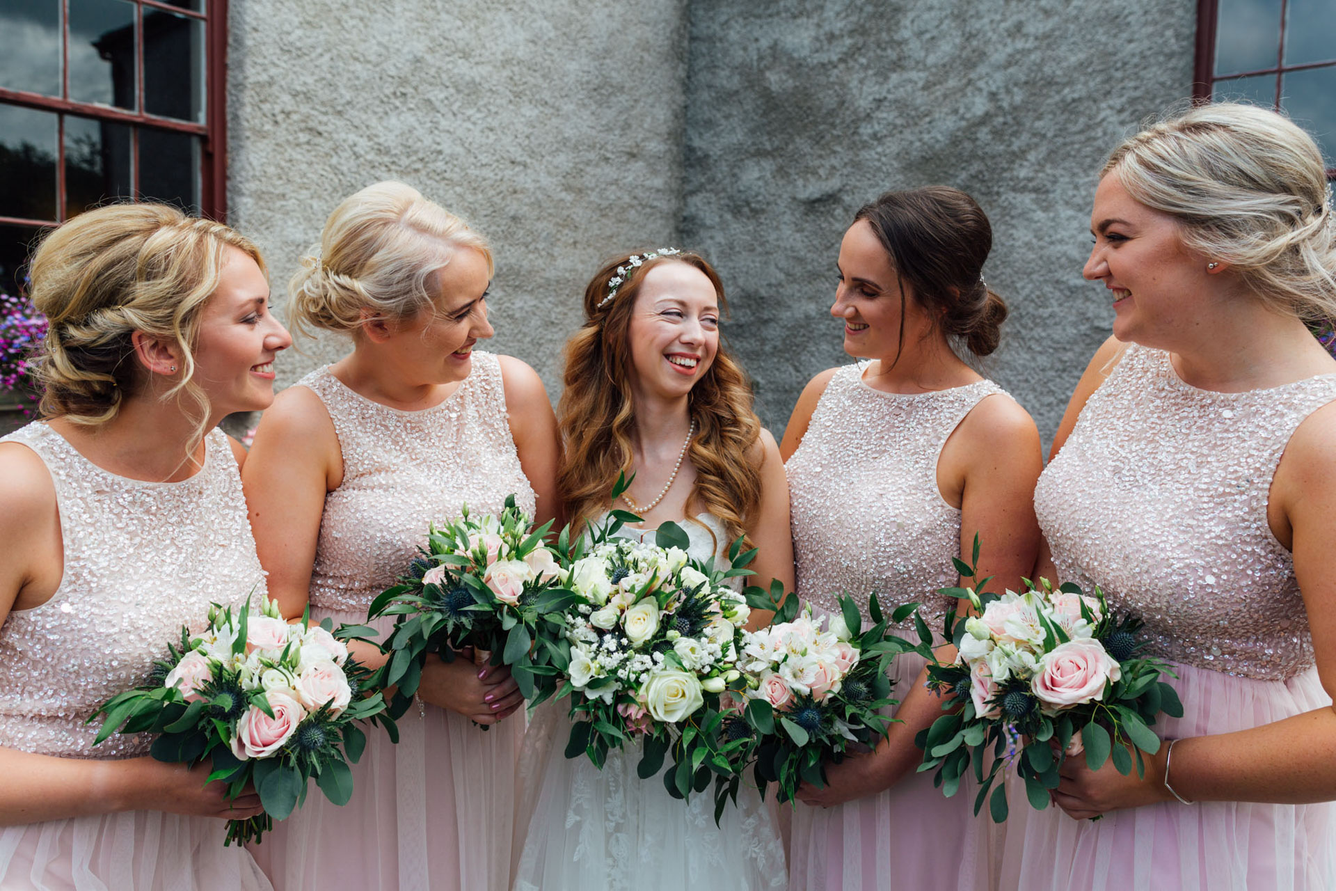 Cultra Manor Wedding Photographs by Ricky Parker Photography 1