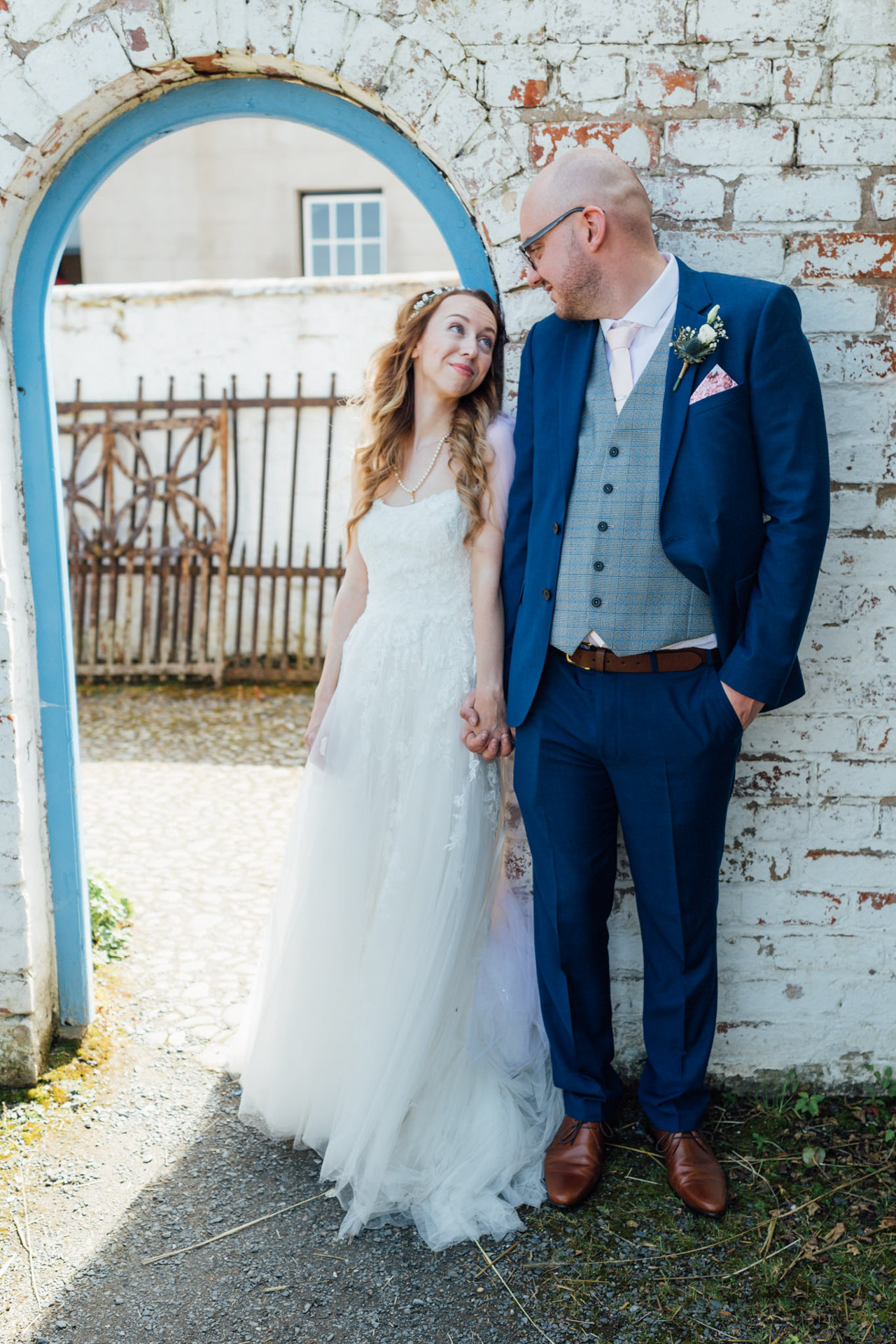 Cultra Manor Wedding Photographs by Ricky Parker Photography 12