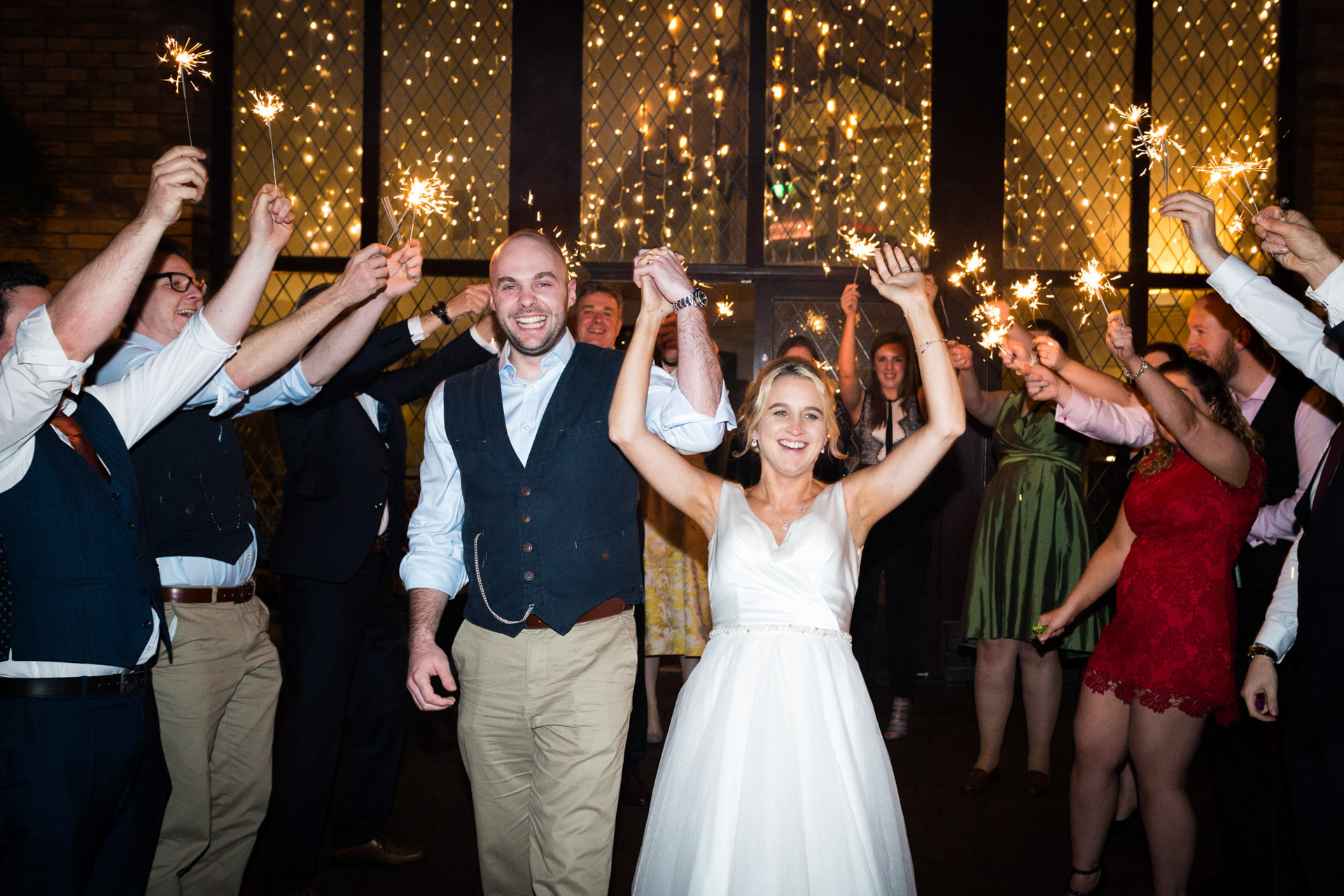 Cultra Manor Wedding Photographs by Ricky Parker Photography 15