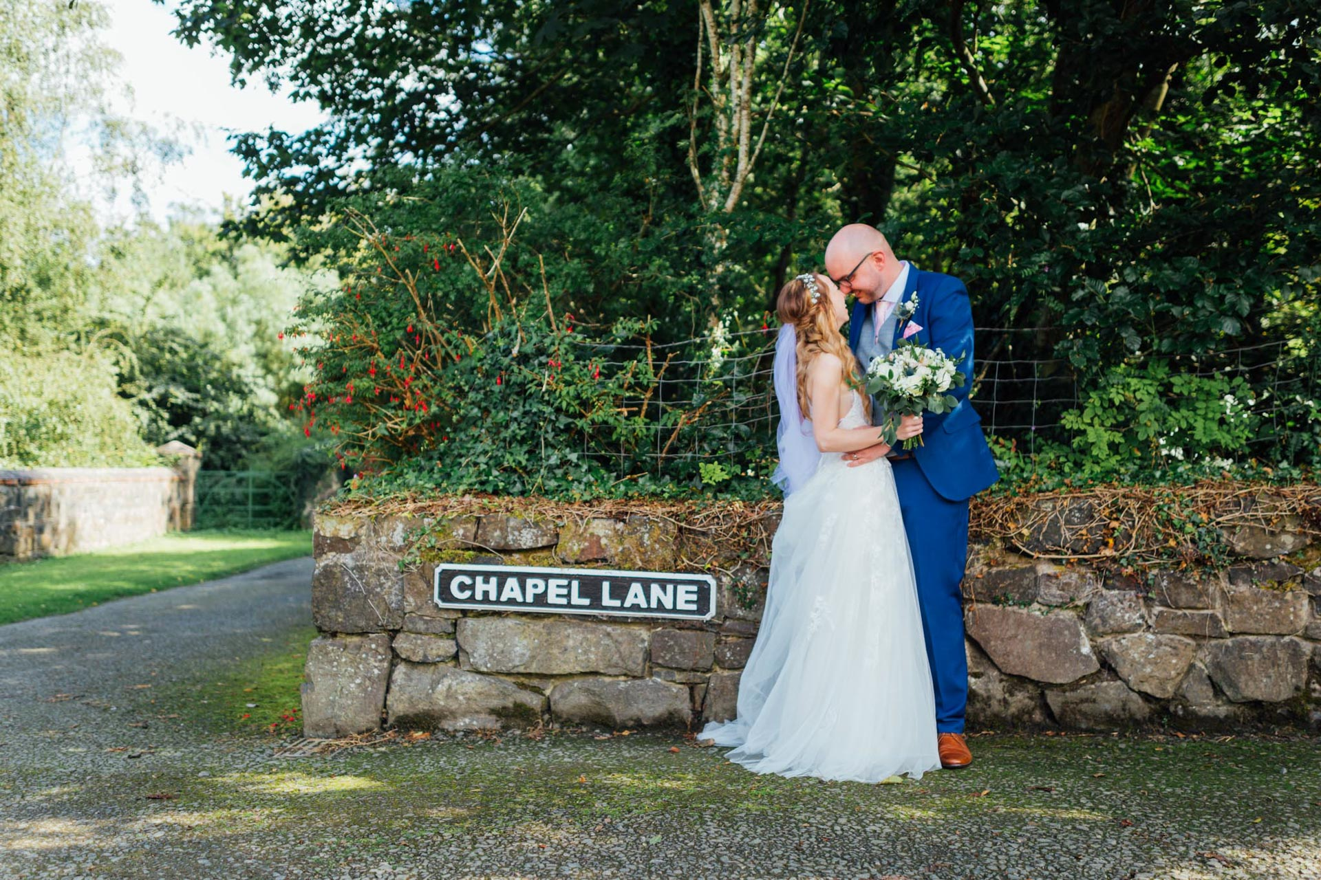 Cultra Manor Wedding Photographs by Ricky Parker Photography 7