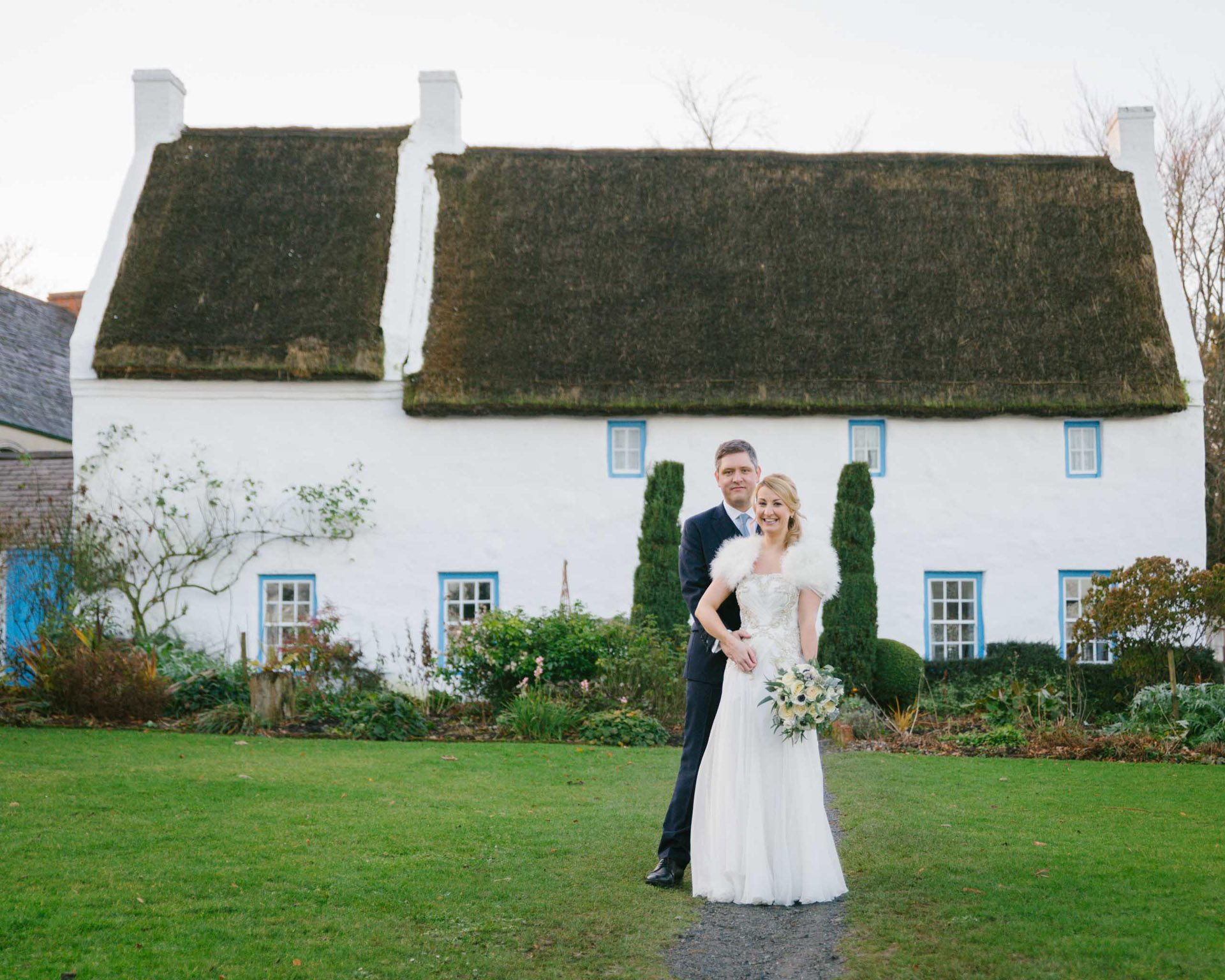 Cultra Manor Wedding Photographs by Ricky Parker Photography 9