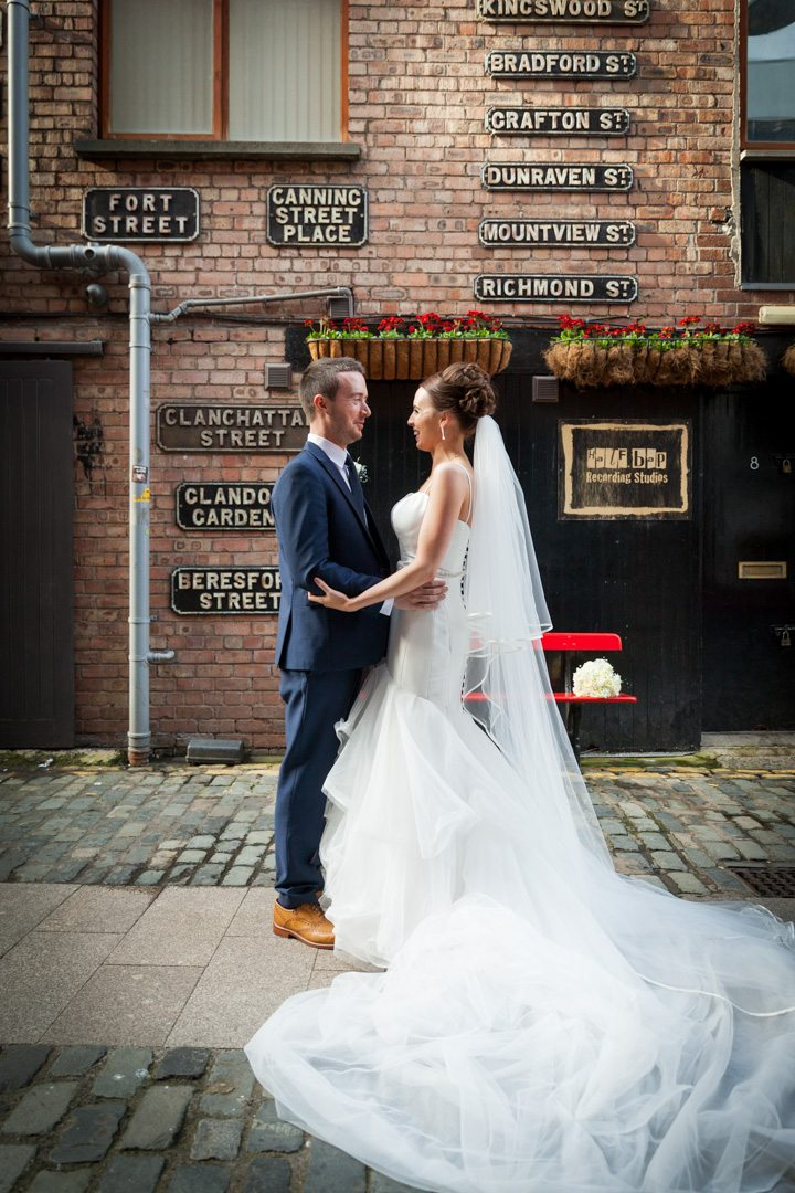 Merchant Hotel Cathedral Quarter Wedding by Ricky Parker Photography 73