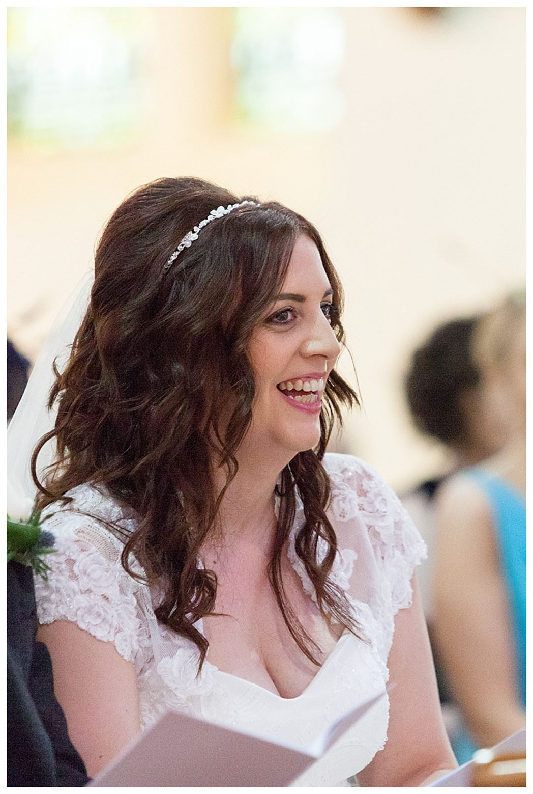 Ballygally Castle Wedding Photographs by Ricky Parker Photography 25