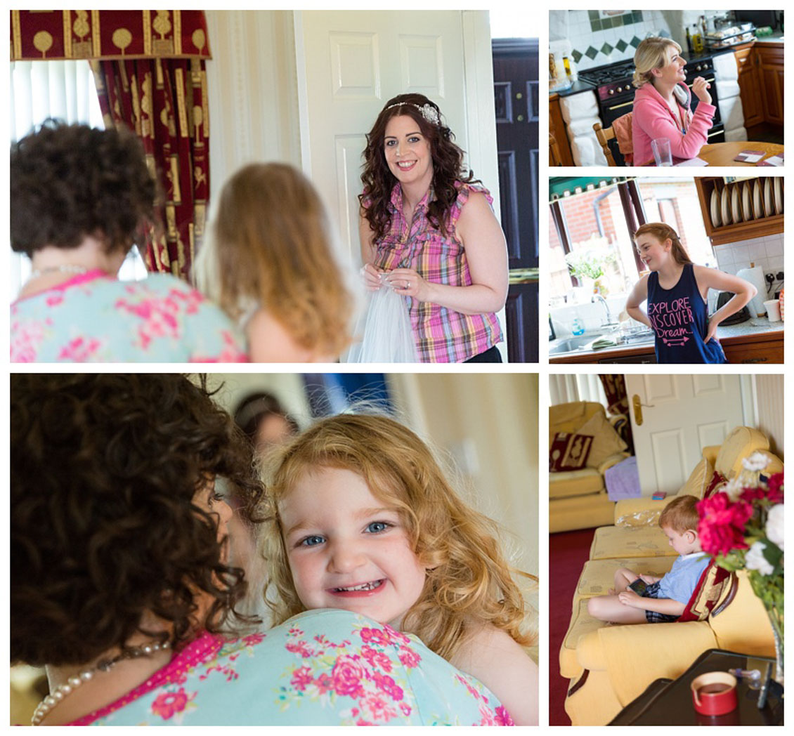 Ballygally Castle Wedding Photographs by Ricky Parker Photography 3
