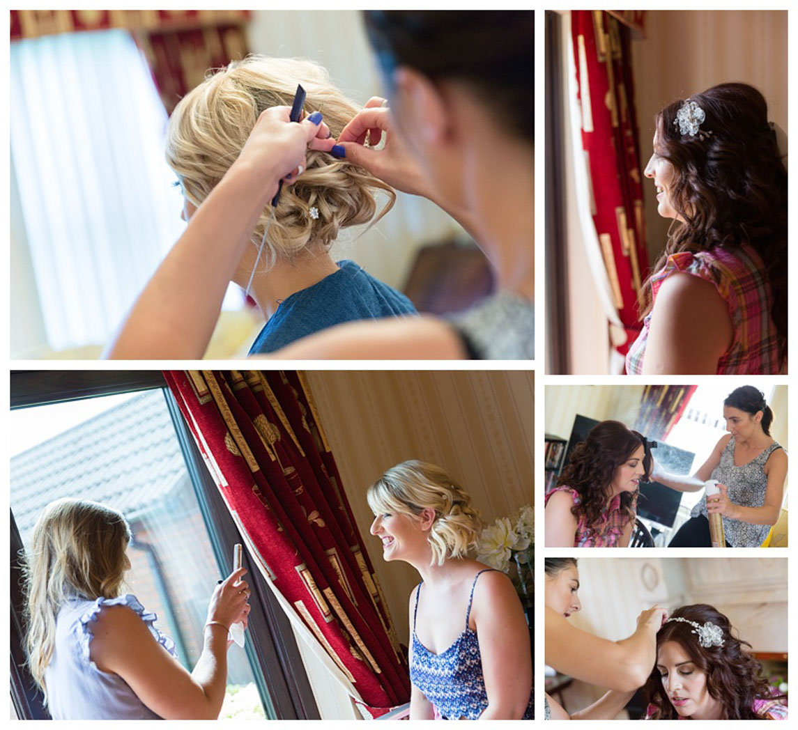 Ballygally Castle Wedding Photographs by Ricky Parker Photography 4