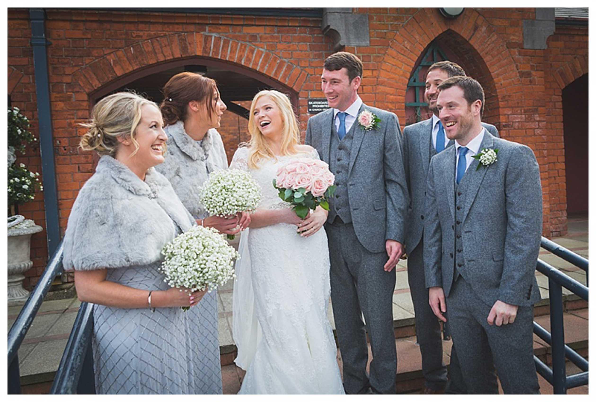 Larchfield Estate Wedding Photography by Ricky Parker Photography 43