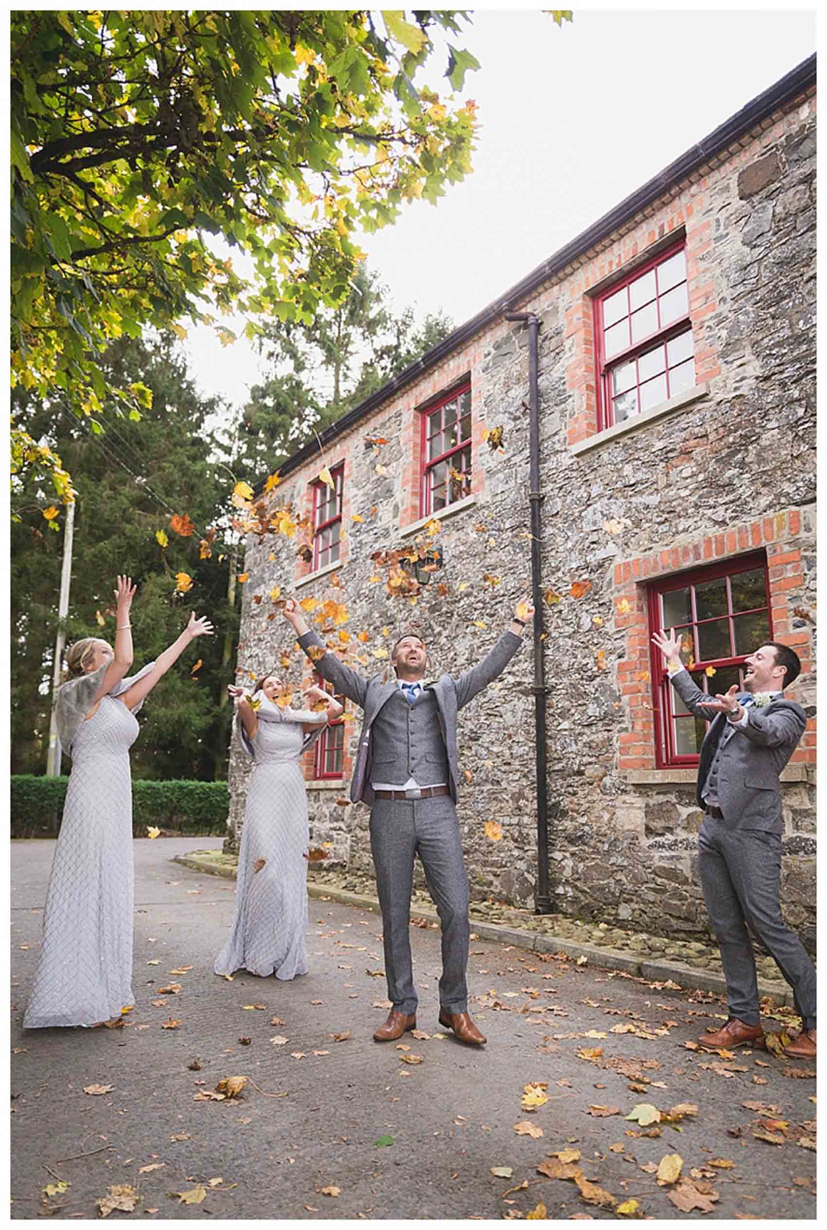 Larchfield Estate Wedding Photography by Ricky Parker Photography 52