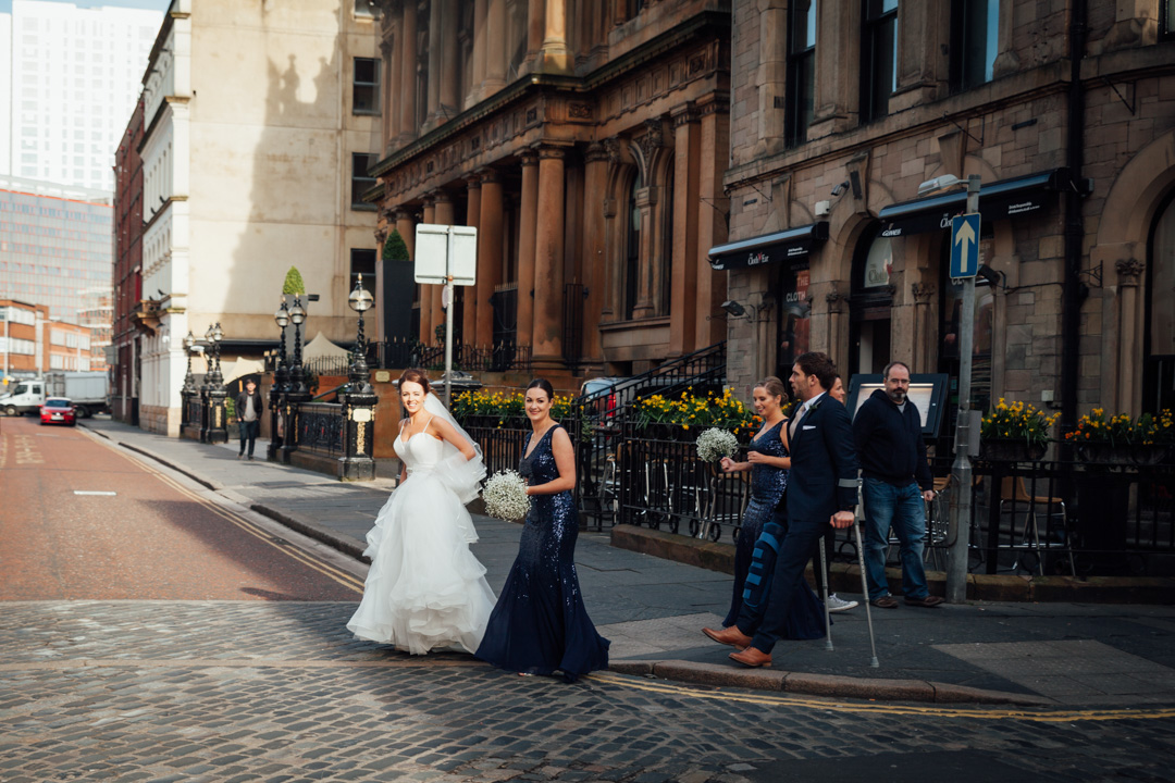 Merchant Hotel Cathedral Quarter Wedding by Ricky Parker Photography 63