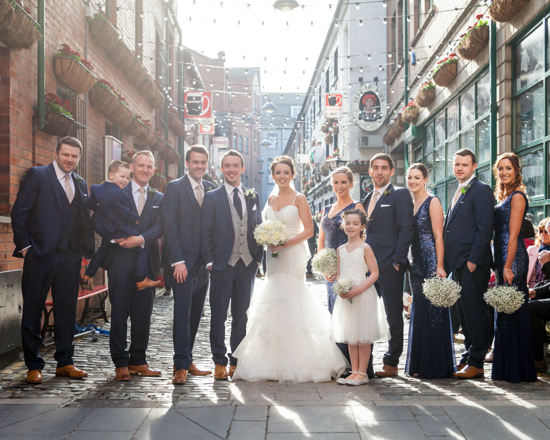 Merchant Hotel Cathedral Quarter Wedding by Ricky Parker Photography 69