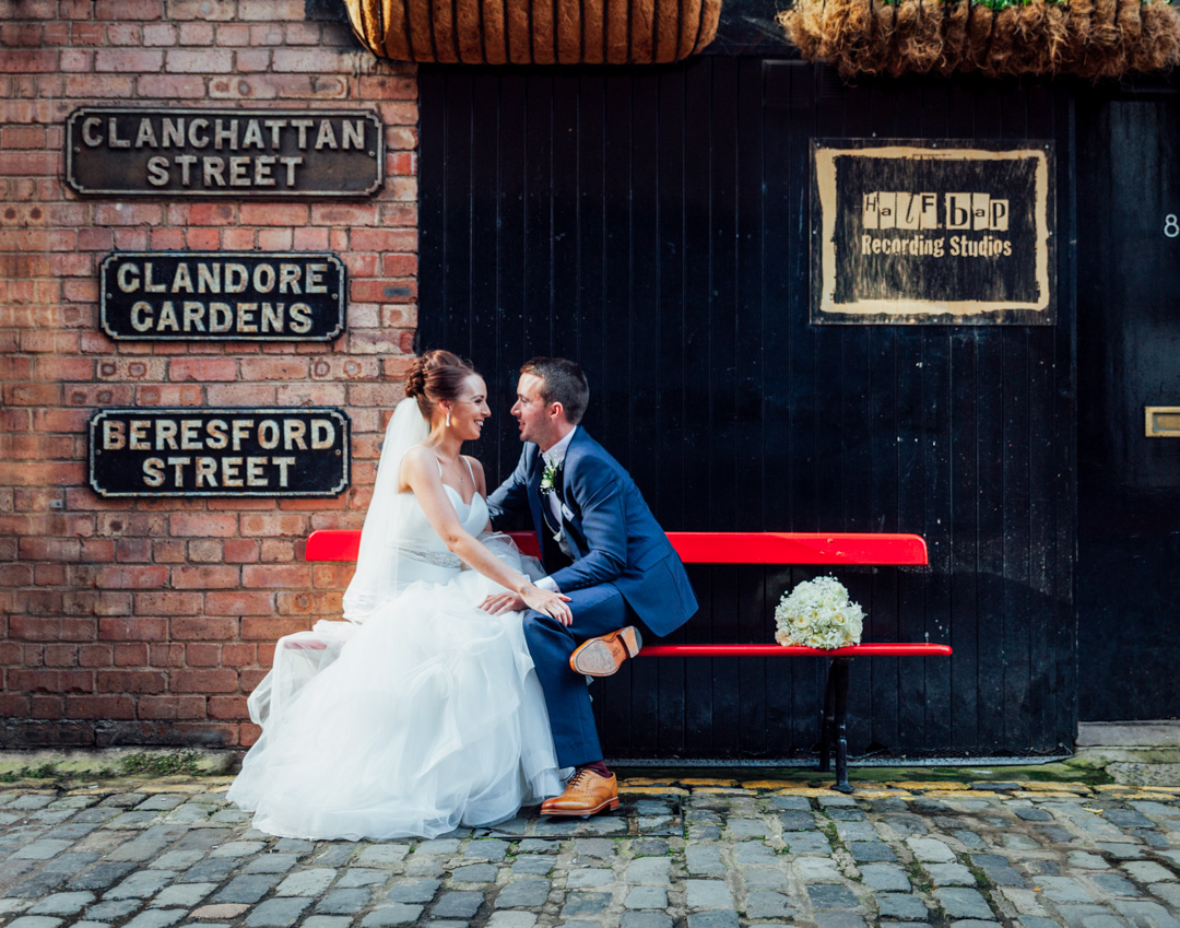 Merchant Hotel Cathedral Quarter Wedding by Ricky Parker Photography 75