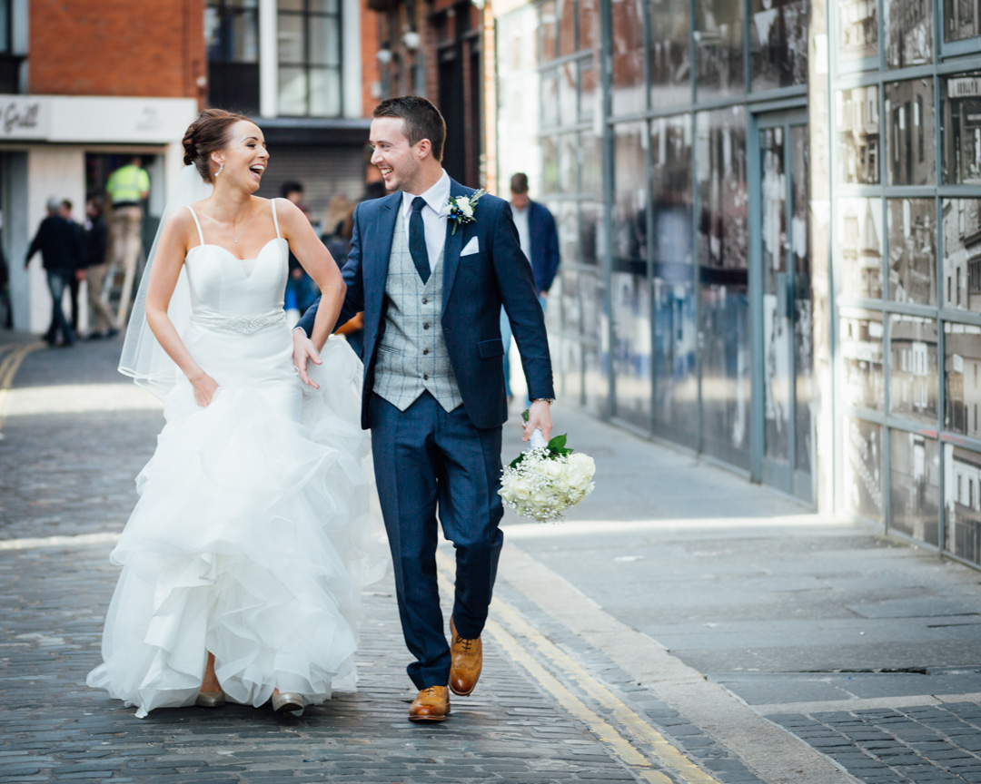 Merchant Hotel Cathedral Quarter Wedding by Ricky Parker Photography 78